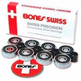 Red Bones Swiss Rolamento Skate + 4 Espaçadores Lacrado