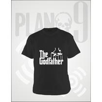 Remeras Estampadas The Godfather El Padrino