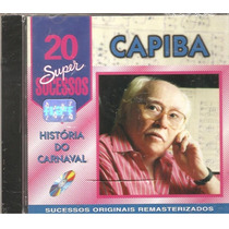 Cd Capiba -20 Super Sucessos Historia Do Carnaval Pernambuco