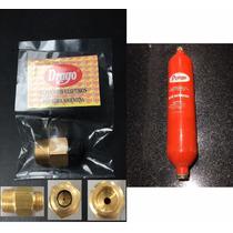 Adaptador Rosca 21.8 Co2 A Garrafa Drago (incluye Garrafa)