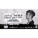 Entradas Galeria Justin Bieber Chile