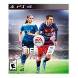 Juego Playstation 3 Game Fifa 16 Ps3 Ibushak Gaming