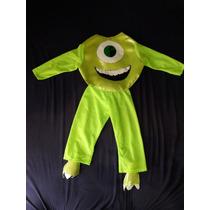 Disfraz Mike Wasausky De Monsters Inc. Exelente Precio