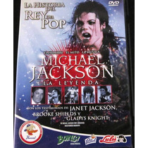 Michael Jackson - La Historia Del Rey Del Pop Dvd