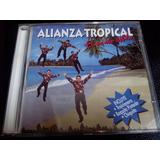 Cd - Alianza Tropical - El Nuevo Estilo - Sello Calipso Reco