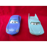 2 Autitos Disney Pixar