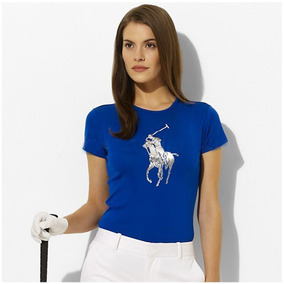 Remera Polo Ralph Lauren Pink Pony Originales 100 % Algodon