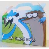 Cajita Bolsita Un Show Más Souvenirs Pack X100