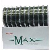 Linha Pesca Max Force Dayama 24.0 0,82mm 10 Carretéis 69 Kg