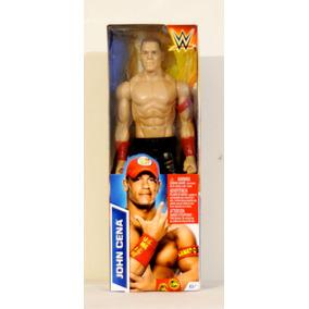 Wwe John Cena Rojo 30cm