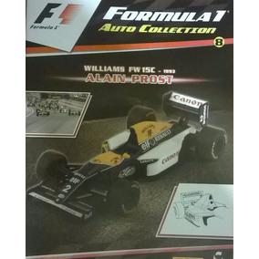 Formula 1 Auto Collection Alain Prost Envio Gratis