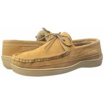 Zapatos Clarks 1 Eye Slip On Moca Importados