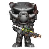 Funko Pop Juegos Fallout 4 X 01 Power Armor Juguete X01