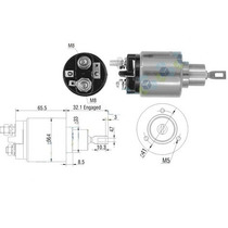 Automatico Motor De Partida Monza Kadett C/ Motor 2.0 +frete