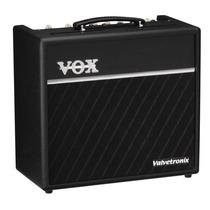 Cubo Guitarra Vox Valvetronix Vt40+ Na Loja Cheiro De Musica