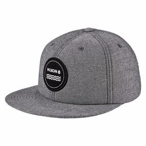 Gorra Nixon C2572-070-00 Vulcan Snapback Hat 100% Algodon