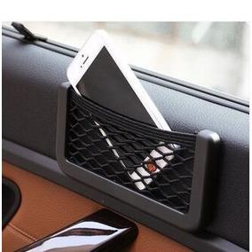Porta Objetos Organizador Para Veículos Celular Iphone Chave