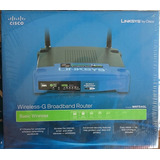 Router Y Access Point Linksys