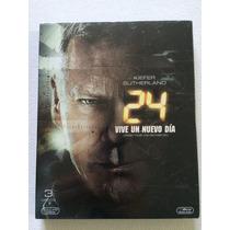 24 Vive Un Nuevo Dia Temporada 9 En Blu-ray Nueva Y Original