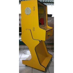 Mueble Maquina Tragamonedas Pikachu,tarzan 3,tsk Tipo Z