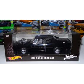 1:18 Dodge Charger 1970 Rapido Furioso Hot Wheels Heritage