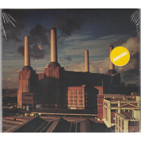 Pink Floyd-cd Animals - Digipack Lacrado