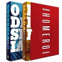 Odisseia E Ilíada - Caixa Livro Homero
