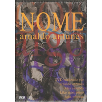 Dvd Arnaldo Antunes (dvd+cd) Nome - Marisa Monte Joao Donato