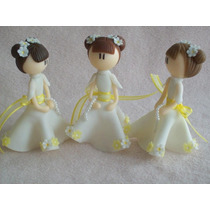 Souvenirs Porcelana Fria Nacimiento - Bautismos - Bebes
