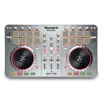 Mesa Controladora Dj Numark Mixtrack Pro 2 Com Pré Escuta Nf