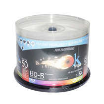 Disco Blu-ray Virgen Okey Plus 25gb 50 Unidades