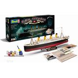 Barco Revell R.m.s. Titanic 1/400 Ed. 100 Años Armar C/ Todo