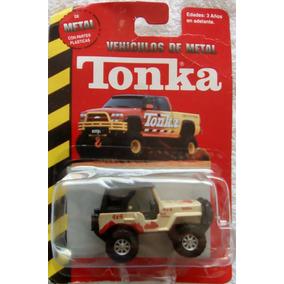 Dos Vehiculos Tonka Ford Gp Y Corvette 2002