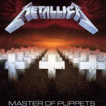 Metallica, Master Of Puppets (importado), Vinyl.