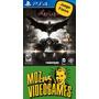 Batman Arkham Knight - Ps4 - Físico - Mdz Videogames