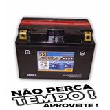 Bateria Moura Moto 12v E 9ah Yamaha Xv250 Xt600 E Mt-03 660