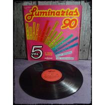 Luminarias 90 - Vol 5 - Cumbia Santafesina - Vinilo / Lp