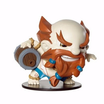 Lol Boneco Gragas League Of Legends Figure- Pronta Entrega