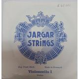 Set De Cuerdas Para Violoncello Marca Jargar