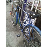 Bicicleta Inglesa Antigua Años 50