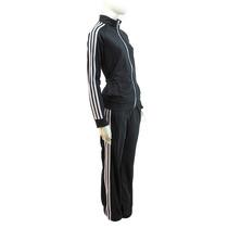 Conjunto Adidas Acetato Training Negro Mujer / Deporfan