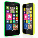 Nokia Lumia 630 Dual 2 Chips Windows 8.1 Quad Preto Cor What