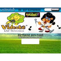 Hd Jukebox Karaoke 2x1 Raf