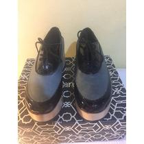 Zapatos Paruolo Charol 36 (nuevos)