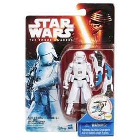 Boneco Snow Star Wars Episódio Vii First Order Snowtrooper