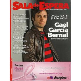 Sala De Espera: Gael Garcia Bernal / Mariaca Semprún / Wolf
