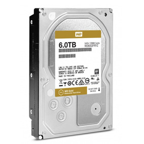 Disco Rigido 6tb Gold Wd Centros De Datos Servidores Mexx