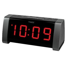 Timex T235b Am/fm Dual Alarm Clock Radio With Jumbo Display