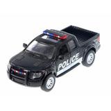 2013 Ford F-150 Raptor Supercrow Policia Escala 1/46 Metal P