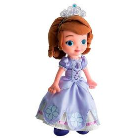 Boneca Princesa Sofia Musical - Multibrink